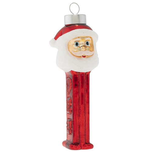 Santa PEZ Dispenser Ornament