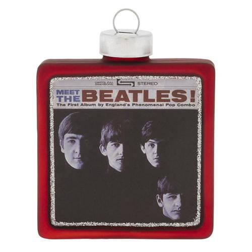 Meet The Beatles! Album Cover Ornament