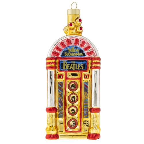 The Beatles Yellow Submarine Jukebox Ornament