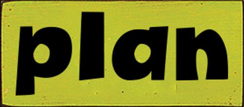 3.5x8 Lemon Lime board with Black text  Plan