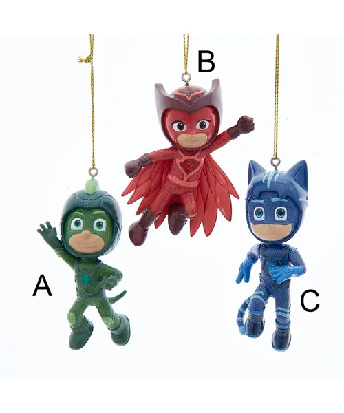Catboy Owelette and Gekko from PJ Masks! The perfect gift for your grandchild, niece, or nephew!