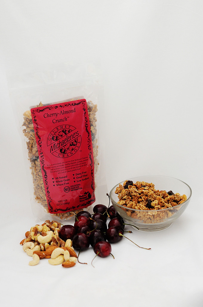 MICHAELENE'S Cherry-Almond Crunch™ (favorite)