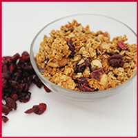 MICHAELENE'S Cranberry Crunch™