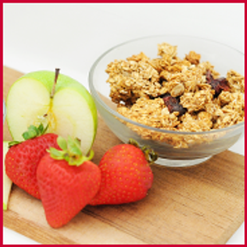 MICHAELENE'S Apple-Strawberry Honey Crunch™