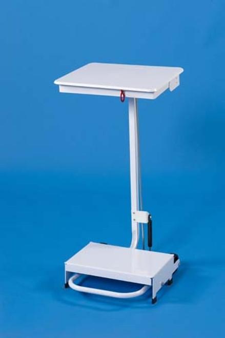Linton Open Frame Sackholder Standard Lid - Pedal & Hand Operated 90L