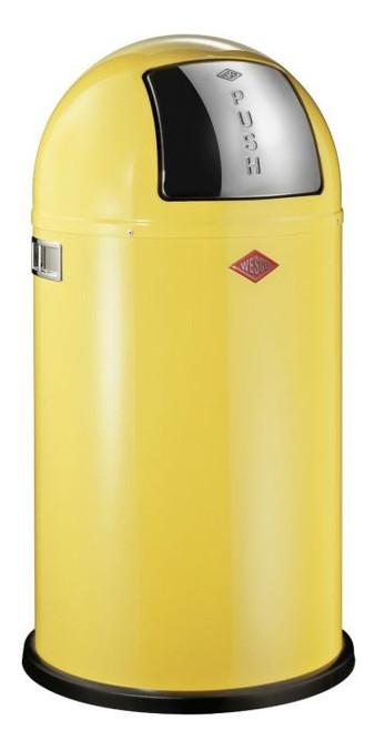 Wesco Pushboy 50L - Lemon Yellow