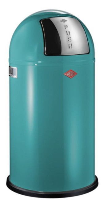 Wesco Pushboy 50L - Turquoise