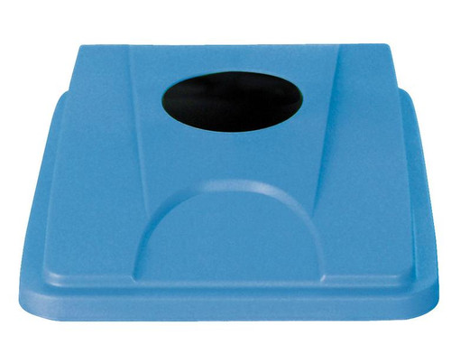 Probbax Lid For Bottles Fits Pb-1080 & Pb-1090 With Stickers Set - Blue