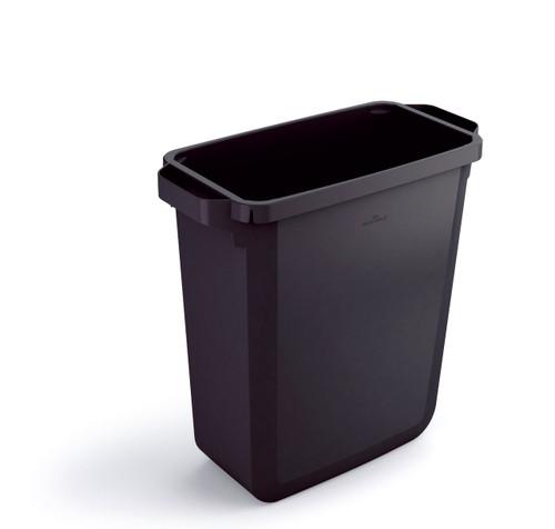 Durable Durabin 60 - 60 Ltr - Black