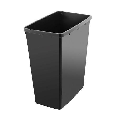 Addis Recycling Bin Base - 40 Ltr - Black