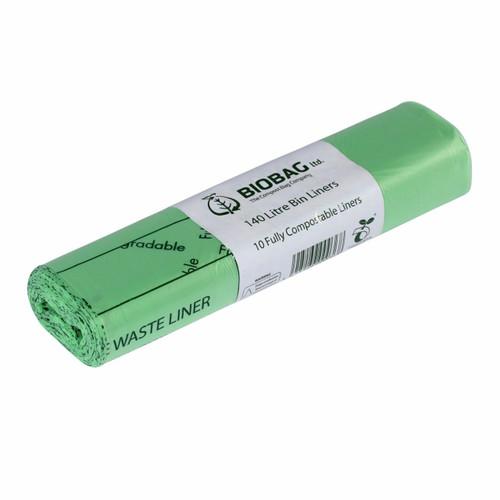 All-Green Compost Bag Compostable Sacks - 140 Ltr