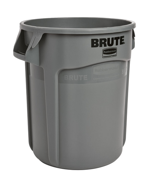 Rubbermaid Brute Container 37.9 L - Grey