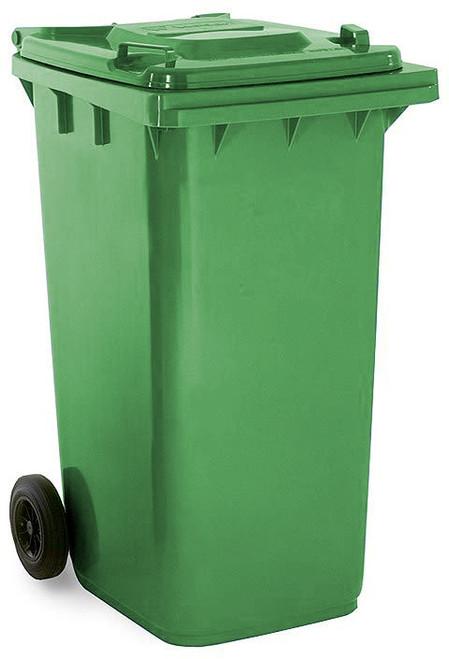 Green Wheelie Bin - 240 Litre