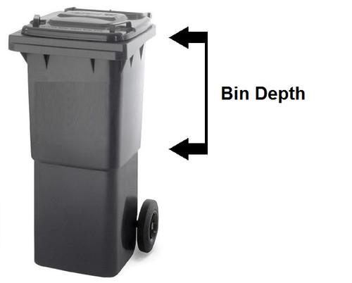 60 Litre Wheelie Bin