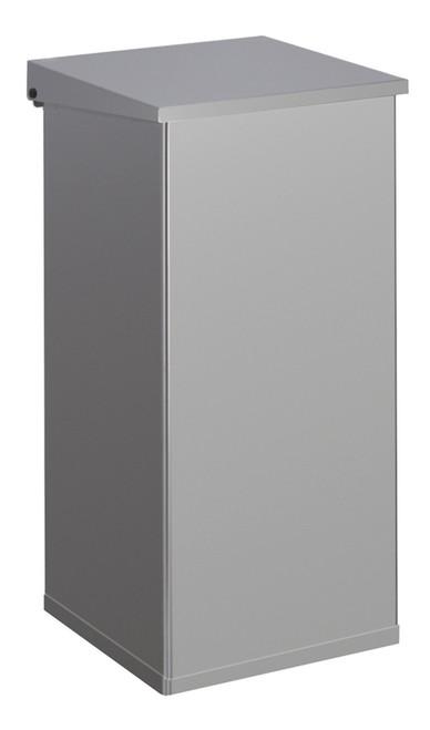 Vepa Carro Lift With Damper 110 Litre - Aluminium Grey