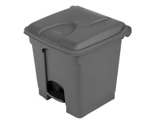 Probbax Step-On Container 30L - Grey