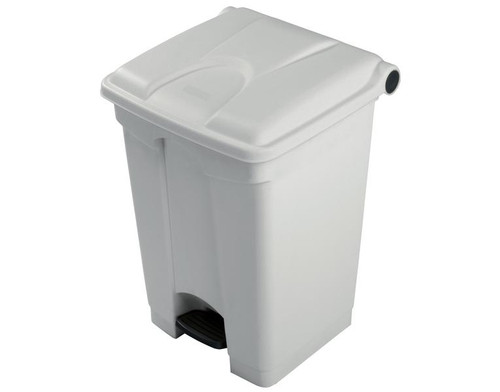 Probbax Step-On Container 30L - White