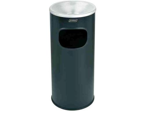 Probbax Eco Ash/Trash 30L - 8 Gal - Black - Black