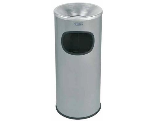 Probbax Eco Ash/Trash 30L - 8 Gal - Metallic Grey - Metallic Grey