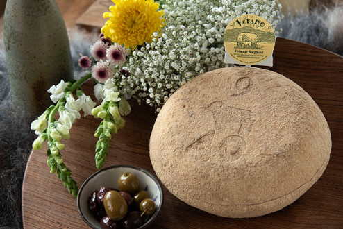 Vermont Shepherd (Verano), Whole Wheel