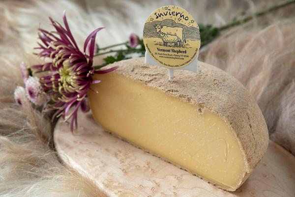 Invierno (Winter Cheese), 1/2 Wheel