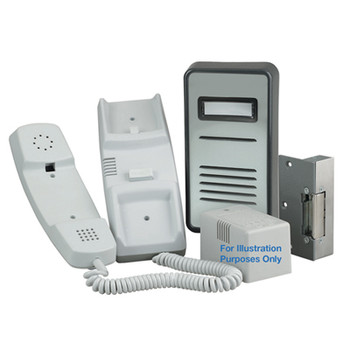 Bell Surface Mount 9 Way Door Entry System