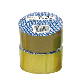 Buff 48 mm x 50 m Packing Tape