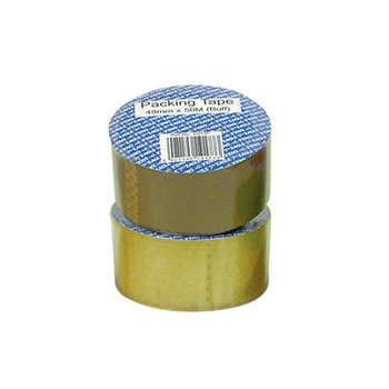 Clear 48 mm x 50 m Packing Tape