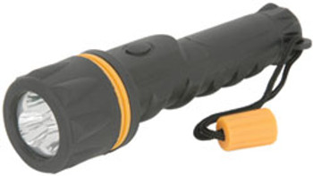 HEAVY DUTY LED RUBBER TORCHES [410.327UK]