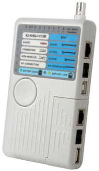 4-in-1 REMOTE CABLE TESTER [505.993UK]