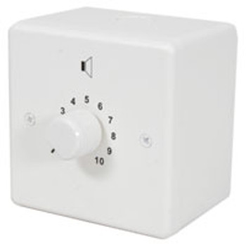 100V VOLUME CONTROLS - RELAY FITTED [952.461UK]