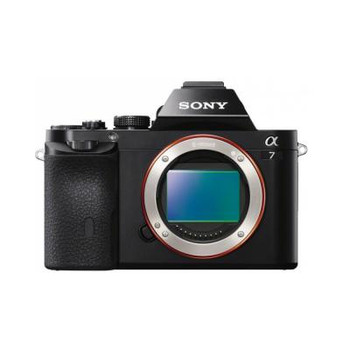 """Sony 24.3 Megapixels Body Only 3"""" LCD Screen SD Memory Card Slot 1 Year Warranty [ILCE7B.CE]"""