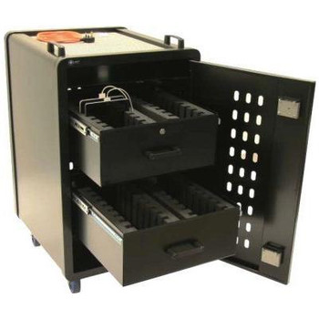Loxit Lapbank 32 iPad Trolley High Security Storage with Sync and Intelligent Charge  [6103]