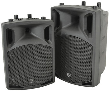 QX SERIES ACTIVE MOULDED SPEAKERS WITH BLUETOOTH™ 178.753UK
