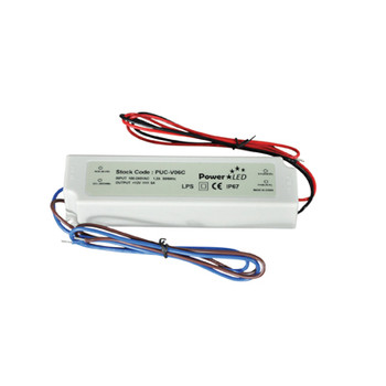NJD 60W 24V 2.5A IP67 Rated Constant Voltage LED Lighting Power Supply NJ977C