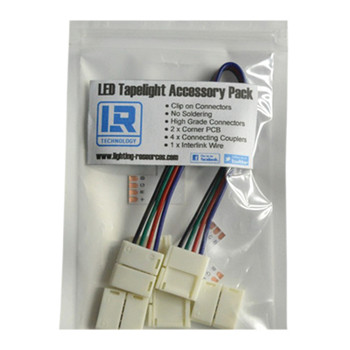 4-Pin Tapelight Accessory Pack [ G008PM ]