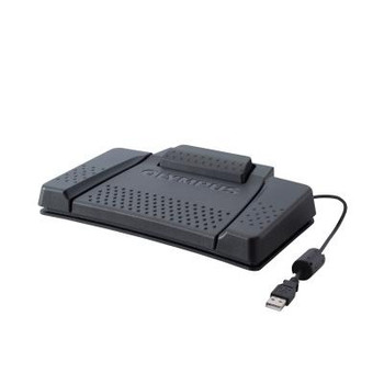 USB Foot Switch with 4 Pedals