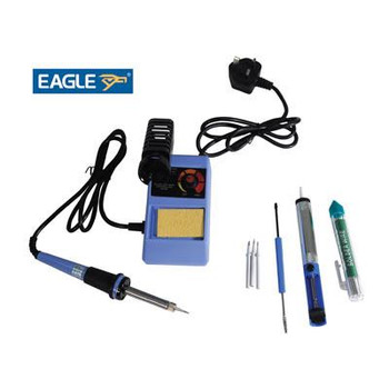 Y061RB Eagle 48W Adjustable Temperature Controlled Soldering Station Kit