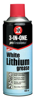 WD-40 400 ML WHITE LITHIUM GREASE WD1020
