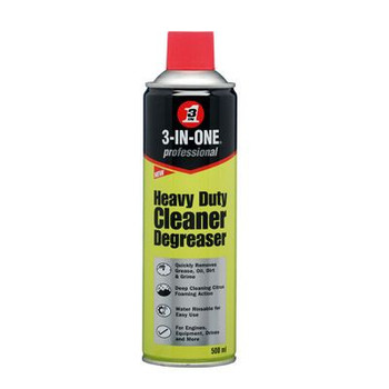 WD-40 500 ML HEAVY DUTY CLEANER DEGREASER WD1024