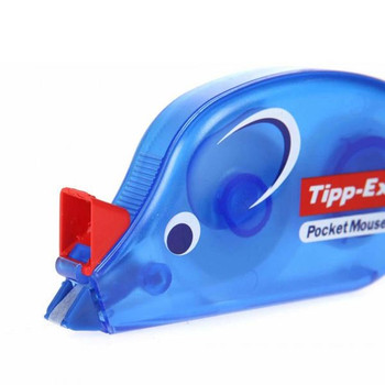 Tipp-Ex Pocket Mouse Corrector Retail Blister Pack 820790
