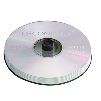 Q-Connect CD-R 700MB/80minutes Spindle Pk 50 KF00421