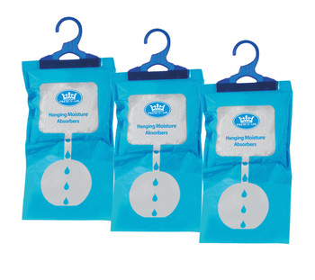 Prem-I-Air Hanging Moisture Absorbers (Pack of 3) [EH1754]