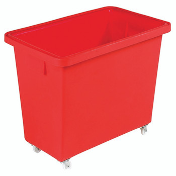 Mobile Nesting Container 150L Red 328229