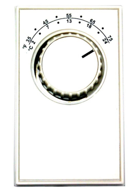 TH-ET5 (Single Stage, Twist Dial Thermostat, 24 or 120 VAC)