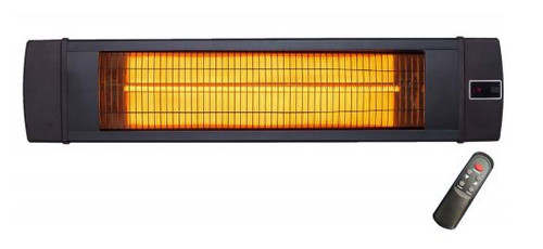 DSS-35B1-A15 (Electric Heater, 120V, 1500W, 12.5A, w/Remote)