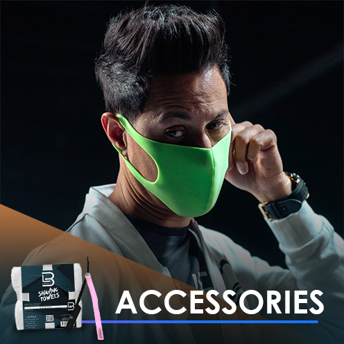 Barber accessories products