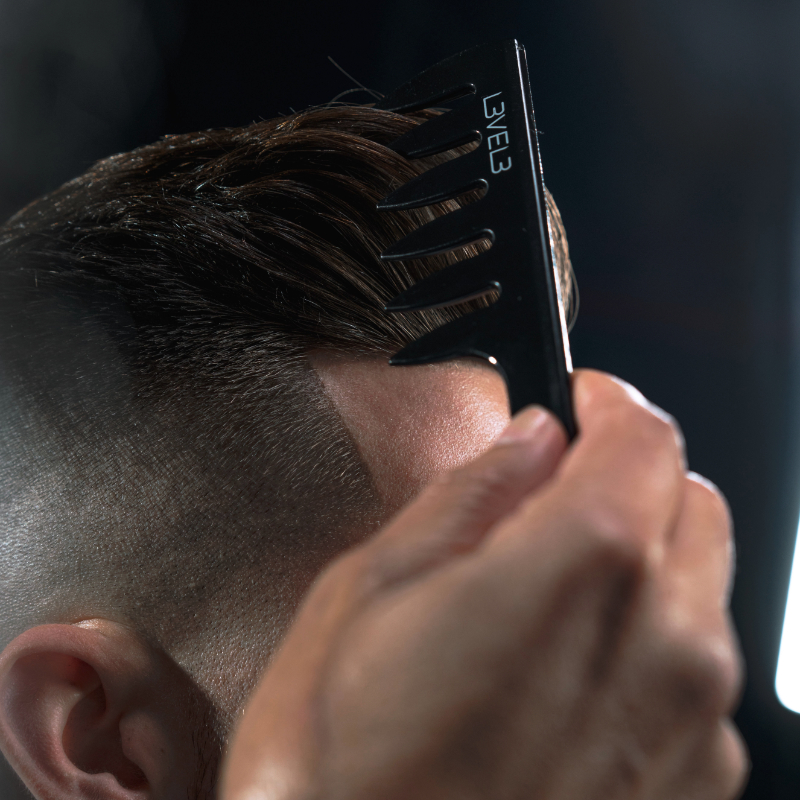 hair comb for stylist and barbers