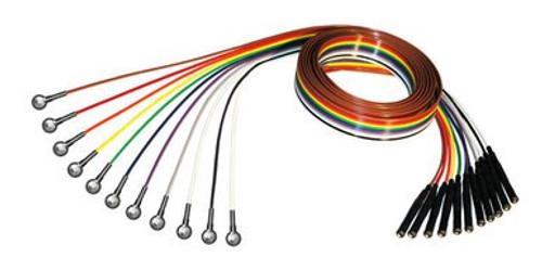 6mm Tin Cup Electrode
