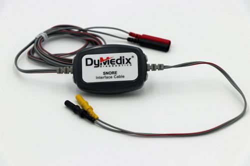 AccuSnore sensor reusable cable interface
